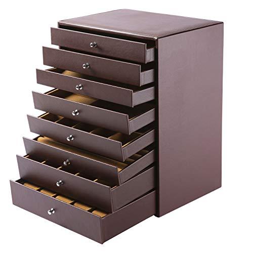 WYQQ 8-Storey Luxury Jewelry Box, Jewelry Box, Necklaces