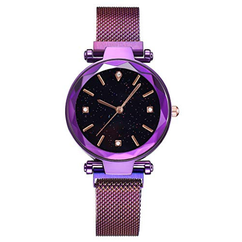 Starry Sky Dial Quartz Star Dial Wrist Watch