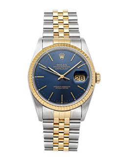 Rolex Datejust Mechanical (Automatic) Blue Dial Mens Watch