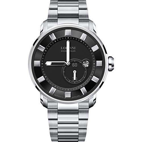 Watch for Watch,Mens Automatic Watches LOBINNI 50m Waterproof