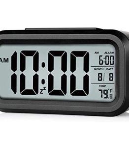 Mini Digital Alarm Clock for Kids