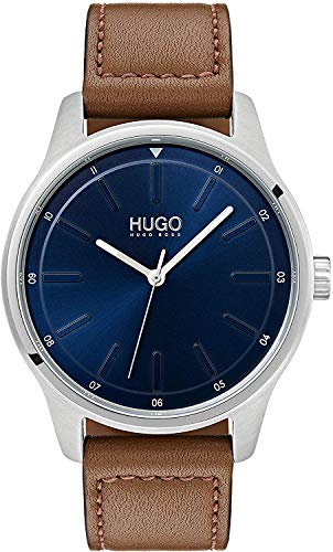 HUGO by Hugo Boss Men's Year-Round Stainless Steel Quartz Watch