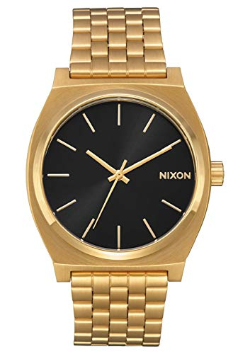 Nixon Time Teller All Gold/Black Sunray Women's Watch