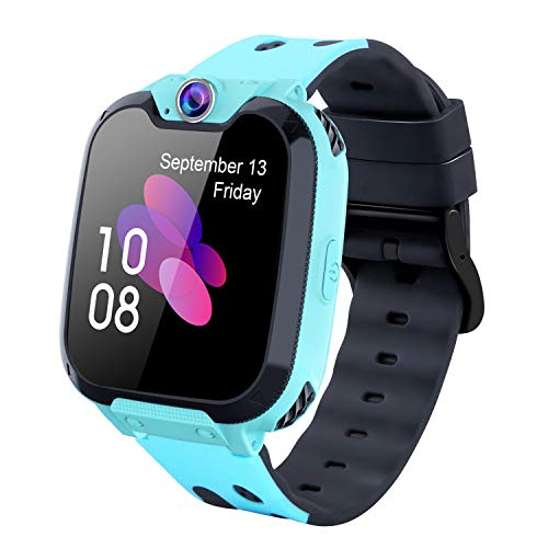 Kids Smart Watch with Call Camera Games Recorder