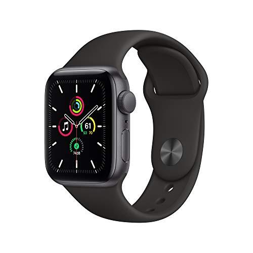 New Apple Watch SE (GPS, 40mm) - Space Gray Aluminum Case