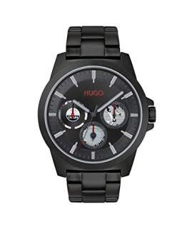 HUGO by Hugo Boss Men's Twist Quartz Watch with Stainless Steel Strap