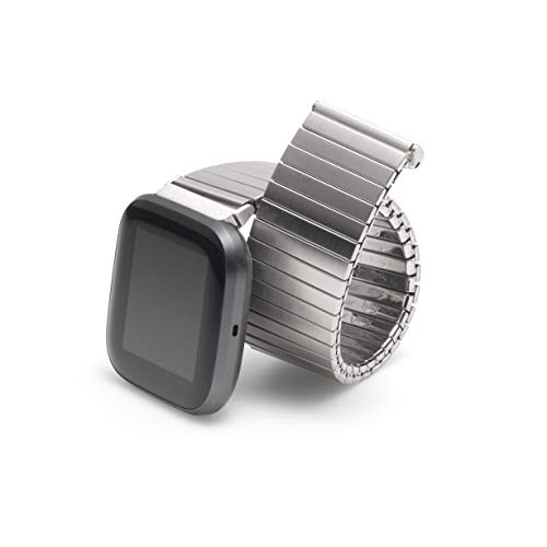 Twist-O-Flex Metal Expansion Stainless Steel Stretch Band