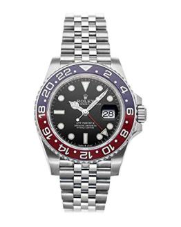 Black Dial GMT Master II Rolex Automatic