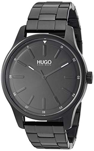 Quartz Watch with Stainless Steel Strap HUGO by Hugo Boss