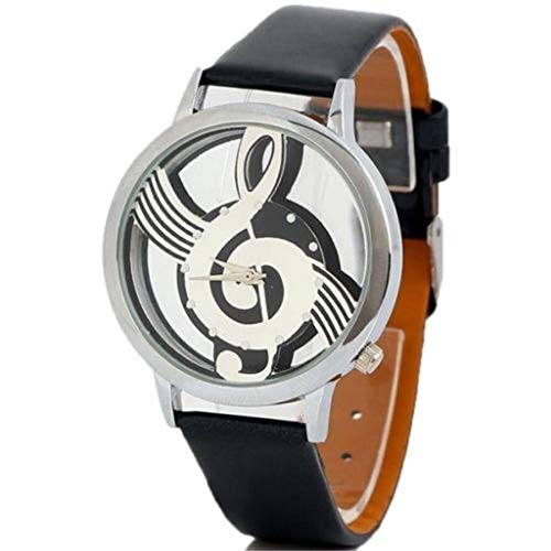 Quartz Watch for Men, 2020 Men's Leather Casual Watches