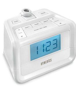 Dual Alarm Digital FM Clock Radio | Time Projection