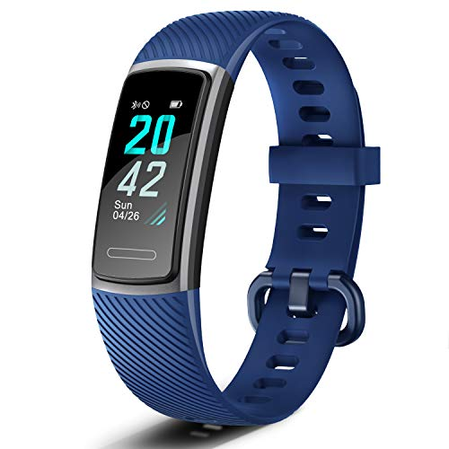Activity Tracker with Heart Rate Monitor Letsfit Fitness Tracker