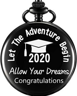 Graduation Watch Let The Adventure Begin