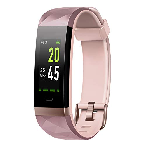 Letsfit Fitness Tracker with Heart Rate Monitor