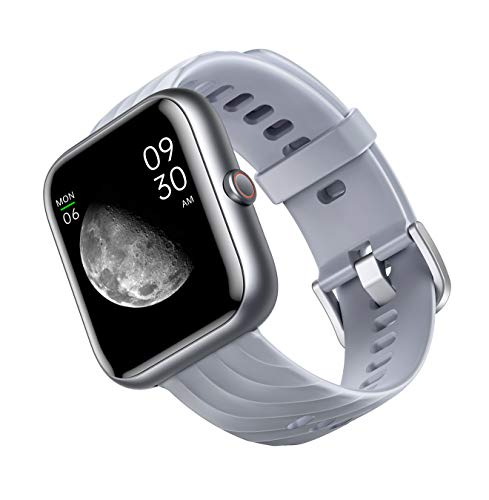 Smart Watch Touch Screen with Heart Rate Monitor Blood Oxygen
