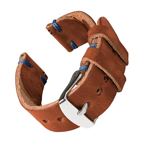 Archer Watch Straps - Handmade Horween Leather Quick Release