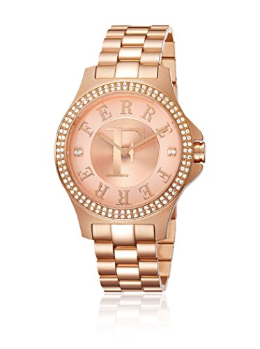 Rose Gold Ferre Milano band Watch