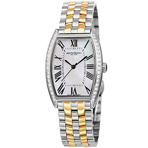 Bruno Magli Diamond Bracelet Watch Diana