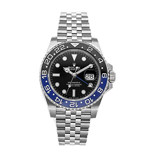 Rolex GMT Master II Mechanical (Automatic) Black Dial Mens Watch