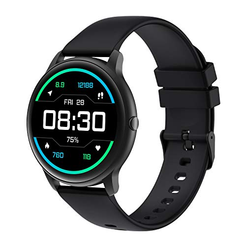 YAMAY Smart Watch Compatible iPhone and Android Phones