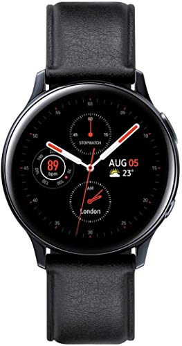 Samsung Galaxy Watch Active2 40mm with Leather Band