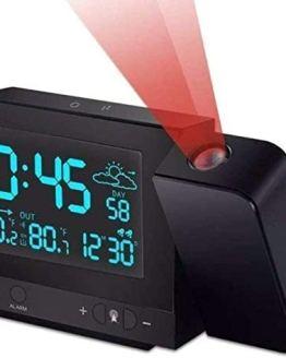 Projection Alarm Clock, Digital Projection Clock