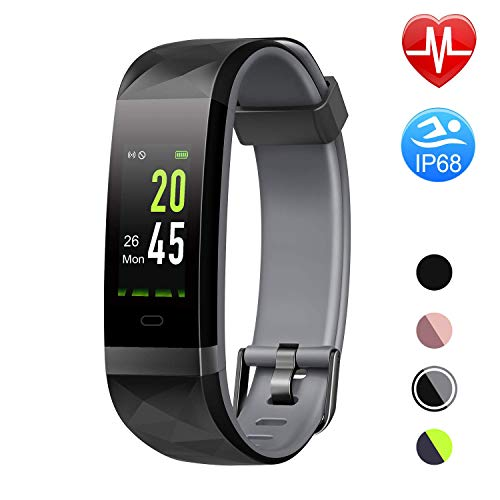 Heart Rate Monitor Watch Fitness Tracker