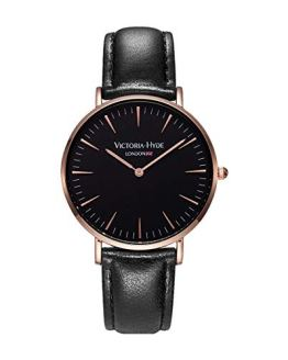 VICTORIA HYDE Easy Read Watches for Men Unisex Women