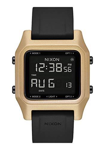 NIXON Staple A1282-100m Water Resistant Men's Digital Sport Watch