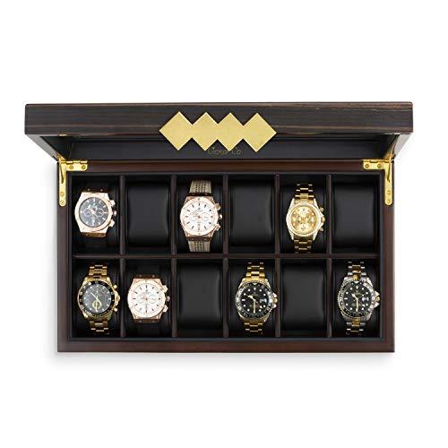 Wooden Watch Box Modern Luxury Case