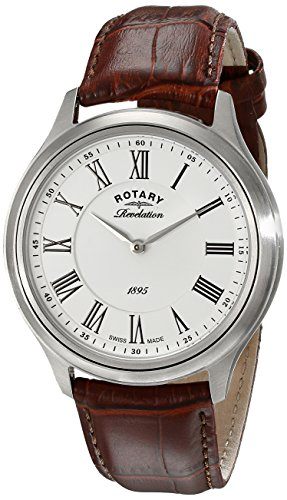Rotary Watch with Rotating Case