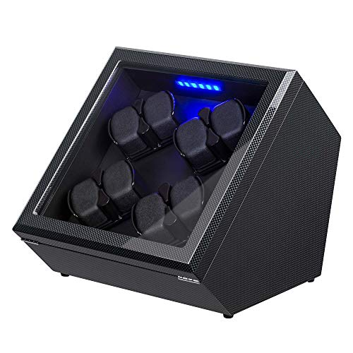 Automatic Watch Winder Box Flexible Watch Pillows
