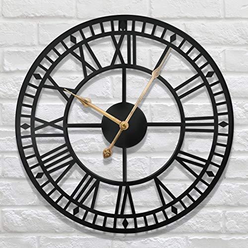 SOCIAL DISTANCING Wall Clock 18 inch Decorative Clocks