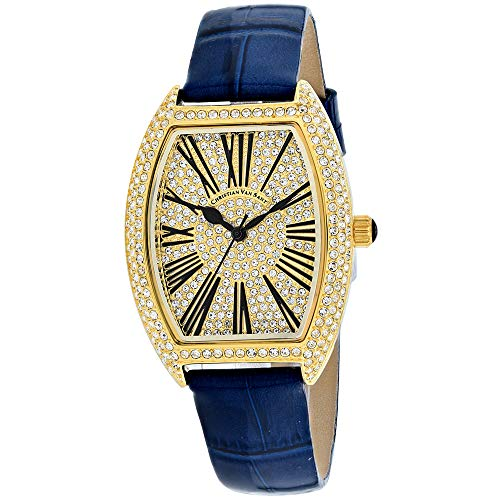 Christian Van Sant Women's Twinkle Stella Gold Dial Watch