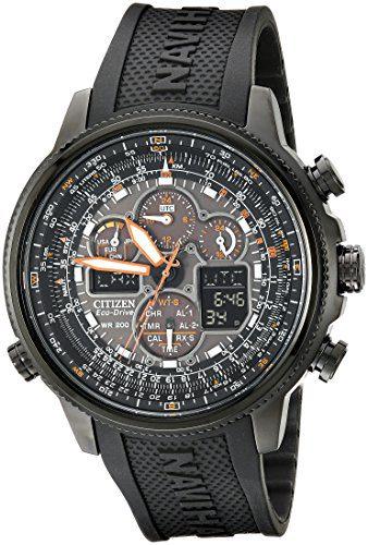 Citizen Men's Eco-Drive Navihawk Atomic Timekeeping Watch