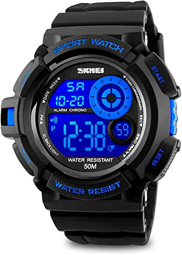 Sport Running Watch 50M Waterproof Military Army
