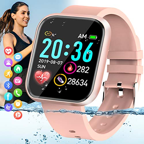 Peakfun Smart Watch,Fitness Watch Activity Tracker