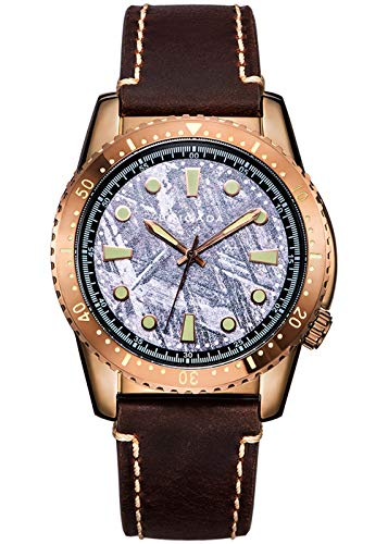 BRIGADA Men's Watches Swiss Brand Watches for Mature Men