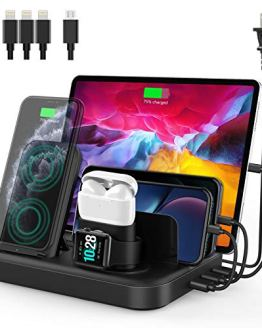 seenda Wireless Charging Station for Multiple Devices