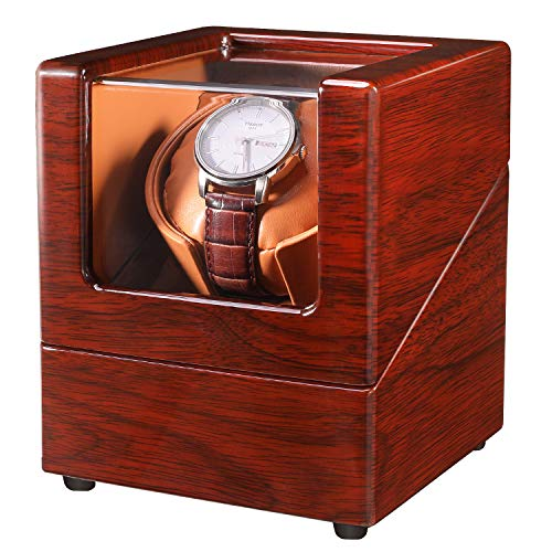 Mineesi Watch Winder for Single Automatic Watches