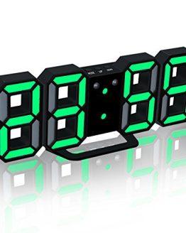 EAAGD Electronic LED Digital Alarm Clock