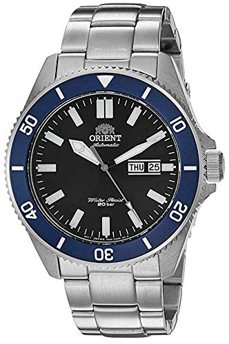 Orient Men's Kanno Japanese-Automatic Diving Watch