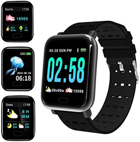 Smart Watch, Fitness Tracker with 1.3inch Full Touch Screen