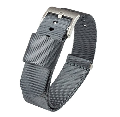 Jetson NATO Style Seat Belt Nylon Watch Band