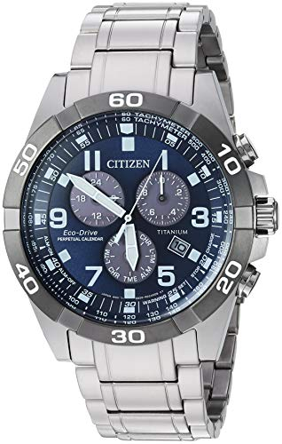 Citizen Watches Eco-Drive Titanium Strap Casual Watch for Men