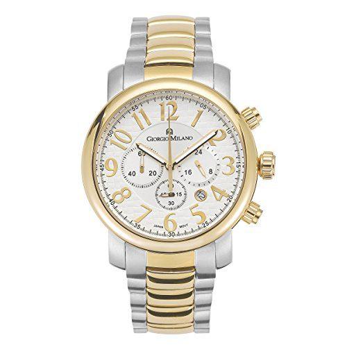 Giorgio Milano Ladies Watch Chronograph