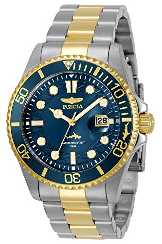 Invicta Men's Pro Diver 43mm Stainless Steel Quartz Watch