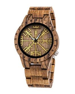BOBO BIRD Handmade Wooden Mens Watch