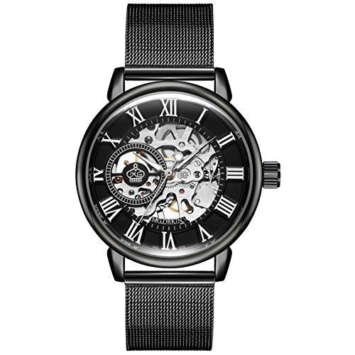 Sweetbless Wristwatch Men's Royal Classic Roman