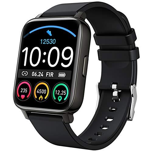 Smart Watch 2021 Ver. Watches for Men Women, Fitness Tracker